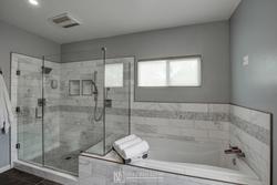 Spa-like-Gray-Bath-and-Shower-Combinatio