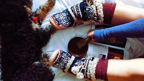 The Art of Staying Cozy