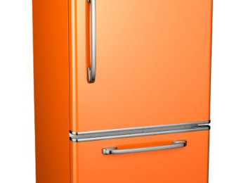 Selecting a fridge