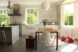 contemporary-white-tiled-kitchen