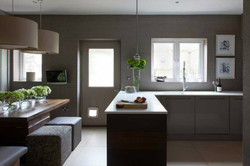 transitional-grey-kitchen