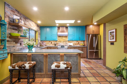 Rustic Traditional Kitchen -3