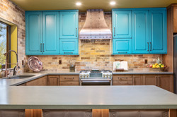 Rustic Traditional Kitchen -6