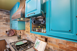 Rustic Traditional Kitchen -7