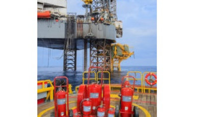 Offshore Portable Extinguishers