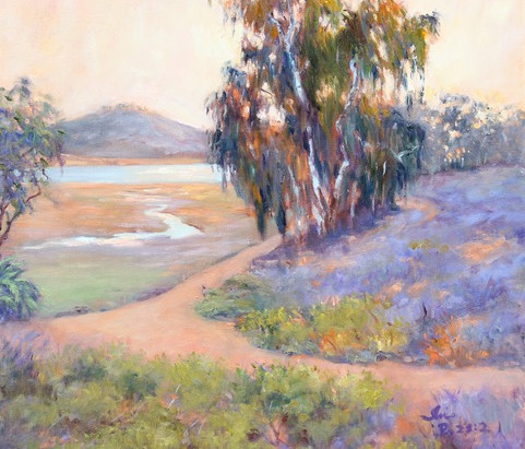 "Iris Carignan - ""Reflections of Peace"""