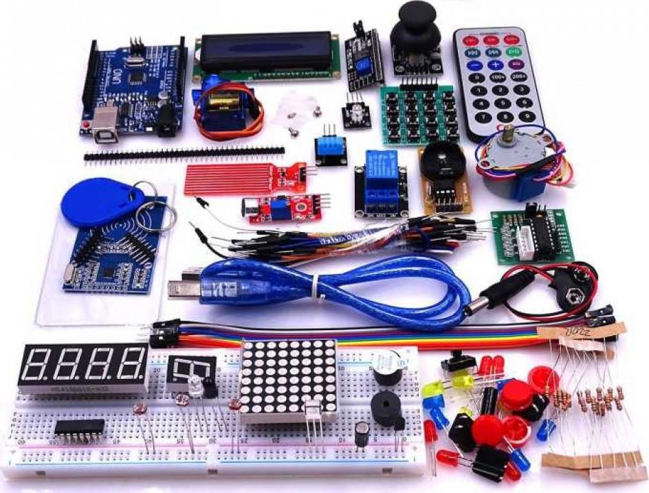 Arduino, датчики и модули