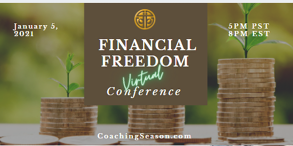 2021 ~ Financial Freedom Conference