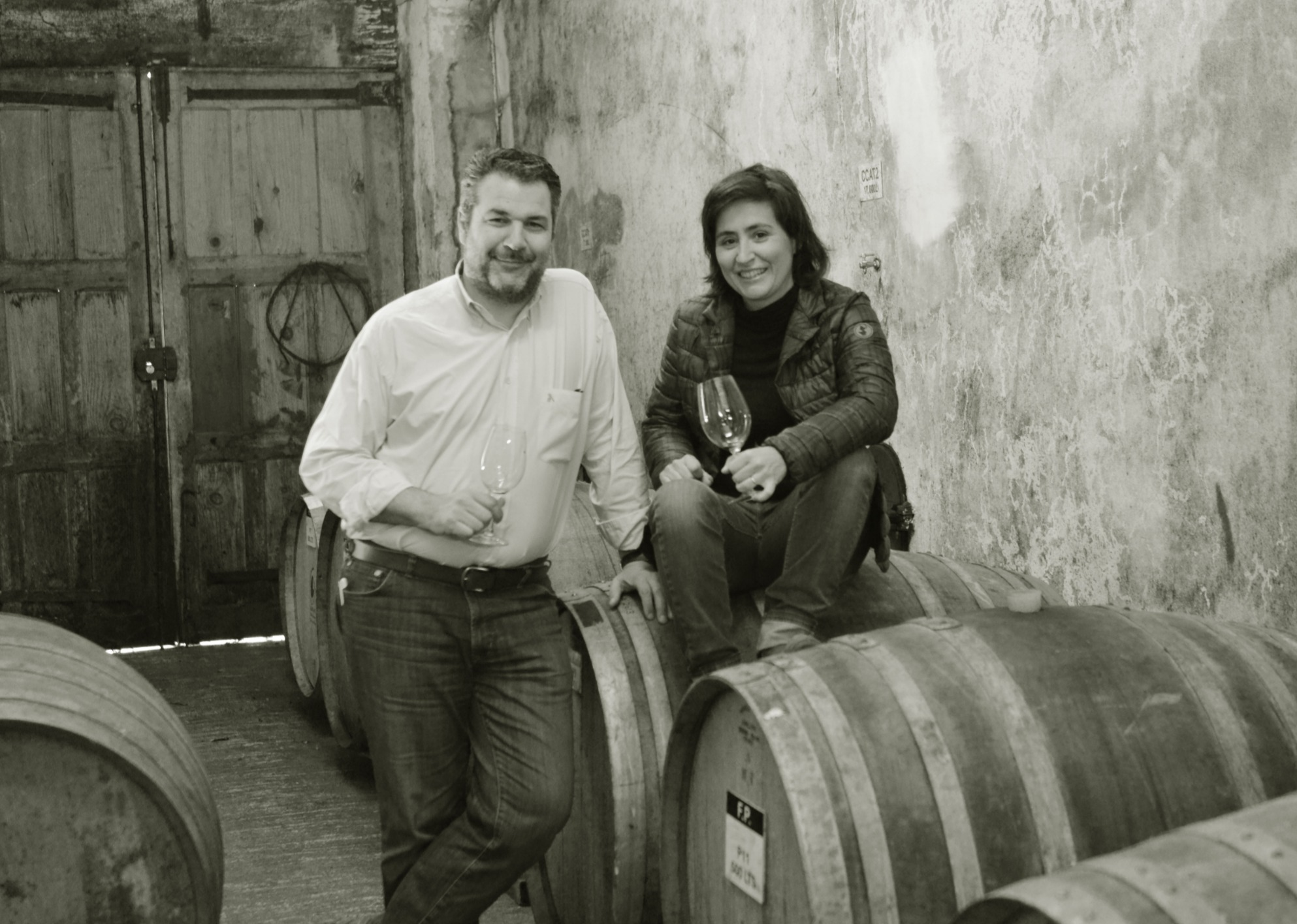 William Wouters & Filipa Pato