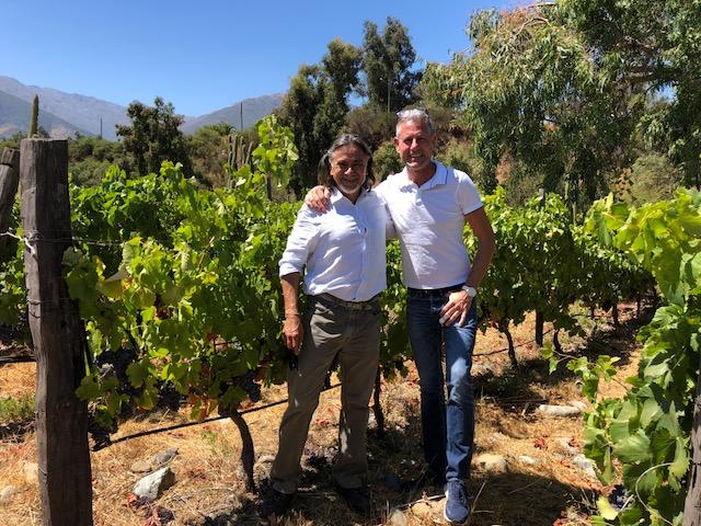 Johan en wijnmaker Alvaro, Antiyal