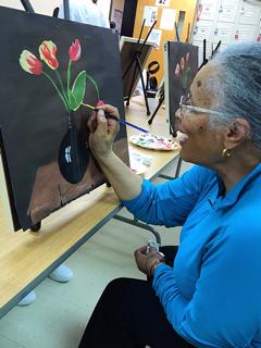 Art for Seniors Workshop