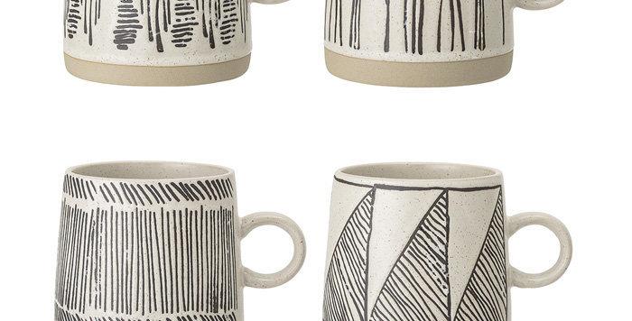 Elianna Stoneware Mug