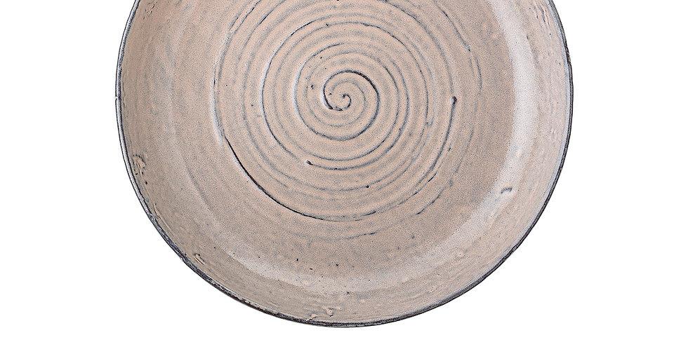 Rose Stone Plate
