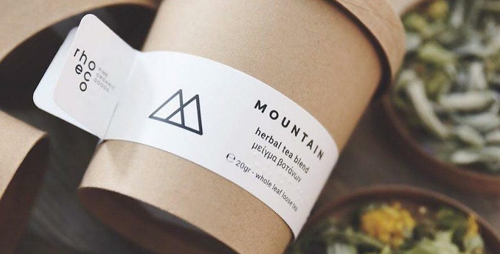 Organic Loose Tea - MOUNTAIN