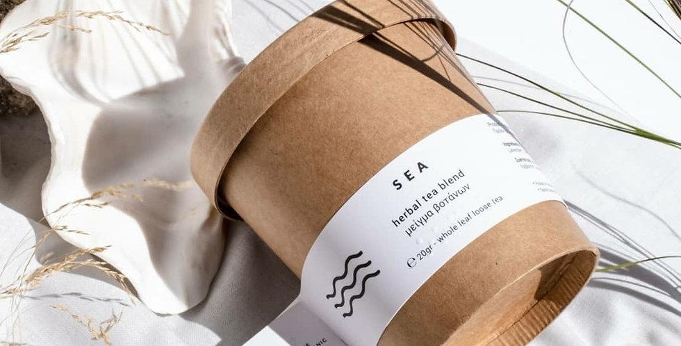 Greek Organic Loose Tea - SEA