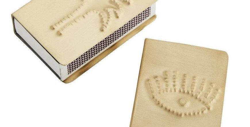 Brass Match Box Covers