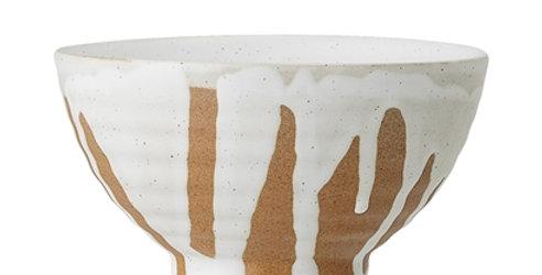 Camelia Bowl - Stoneware
