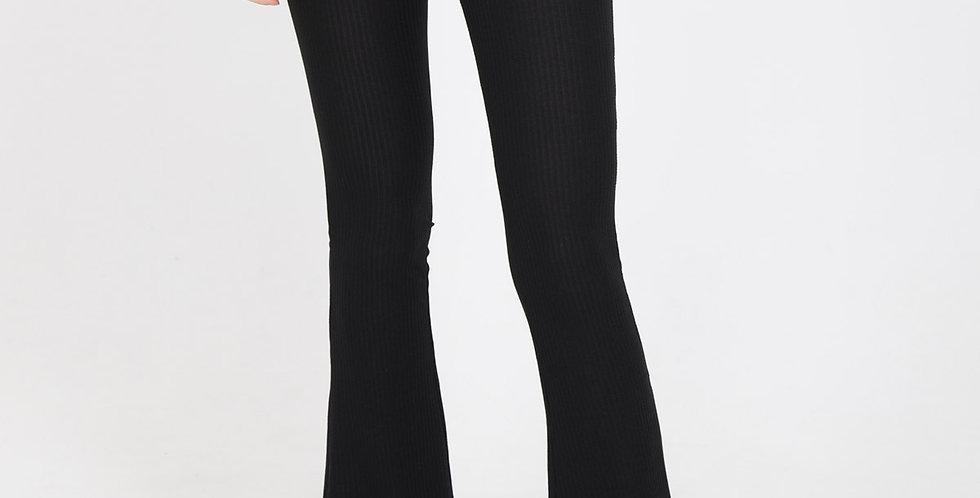 Noir Wide Trousers