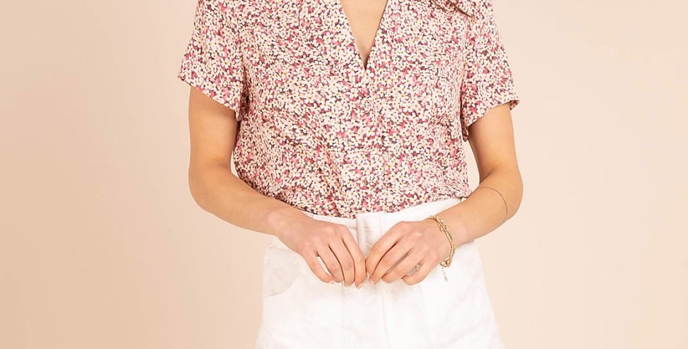 Gracie Floral Top