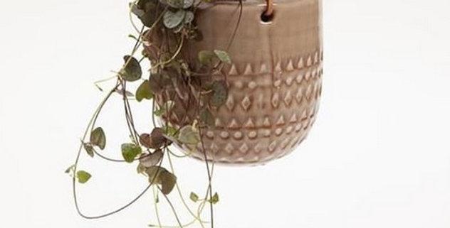 Scandinavian Hanging Flower Pot