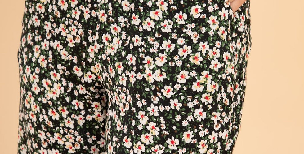 Calie Floral Trousers