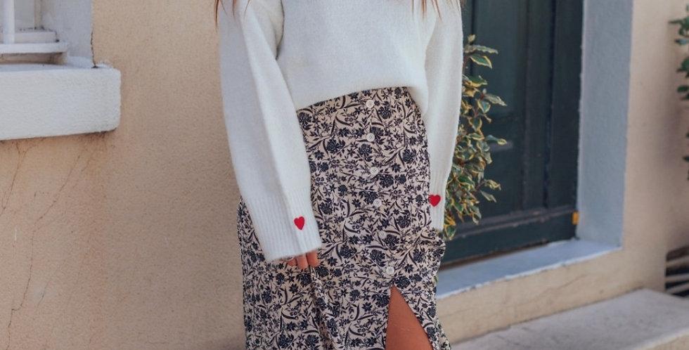 Midi Skirt Split
