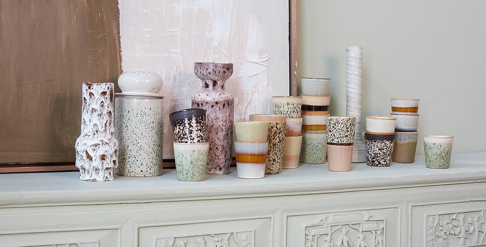 70s Ceramic Mug