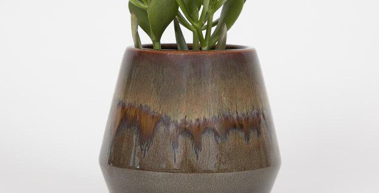 Bloomingville Multi-colour Stoneware Flowerpot