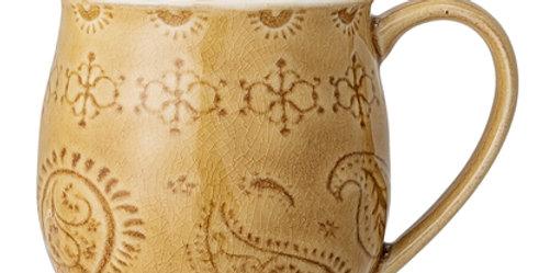 Rani Mug, Yellow, Stoneware
