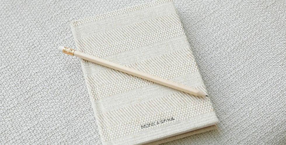 Linen Vintage Notebook