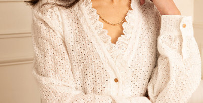 Tootsie Lace Blouse