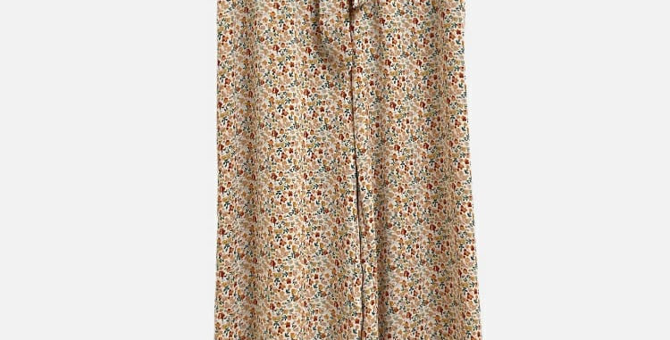 Floral Trousers