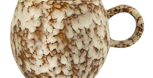 Glazed Brown Coffee Mug