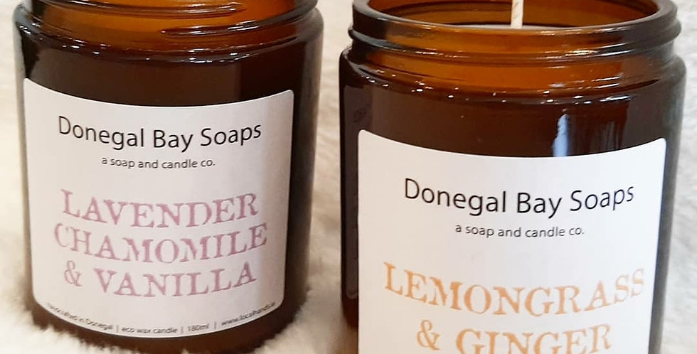 Donegal Bay Candles