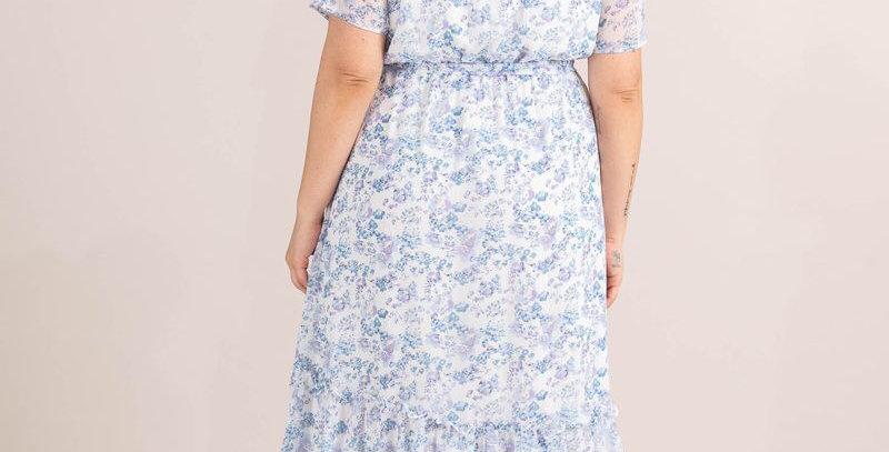 Midi Dress Flora