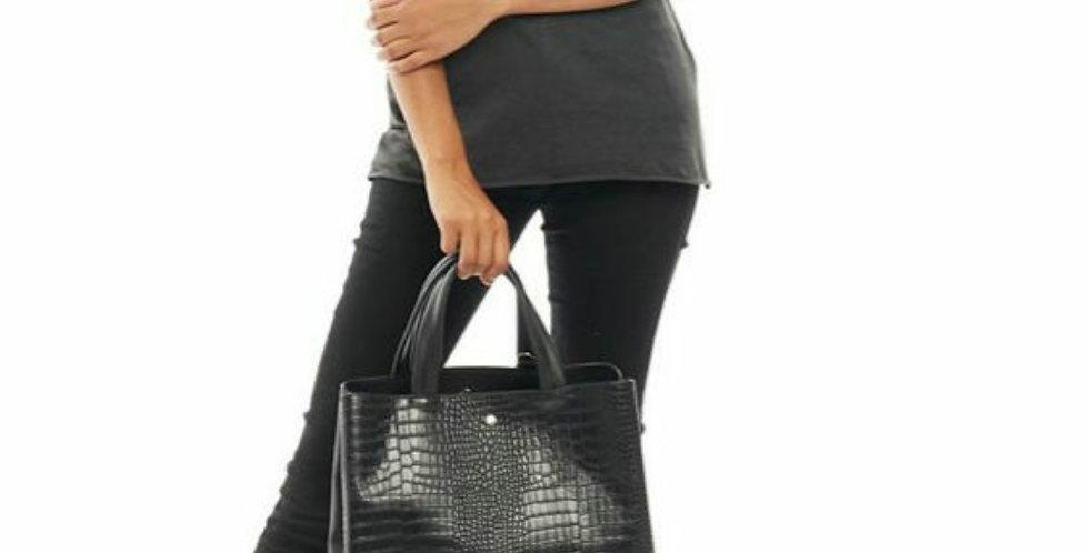 Croc Tote Bag