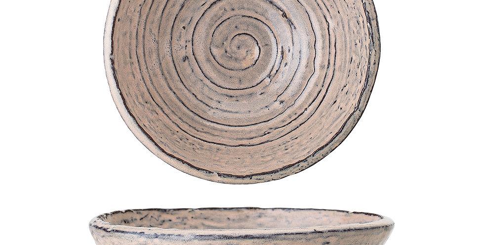 Rose Stoneware Bowl