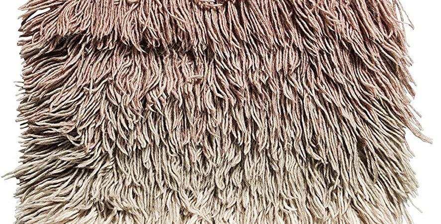 Pink Cotton Wall Hanger