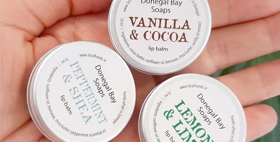 Donegal Bay Soap - Lip Balms