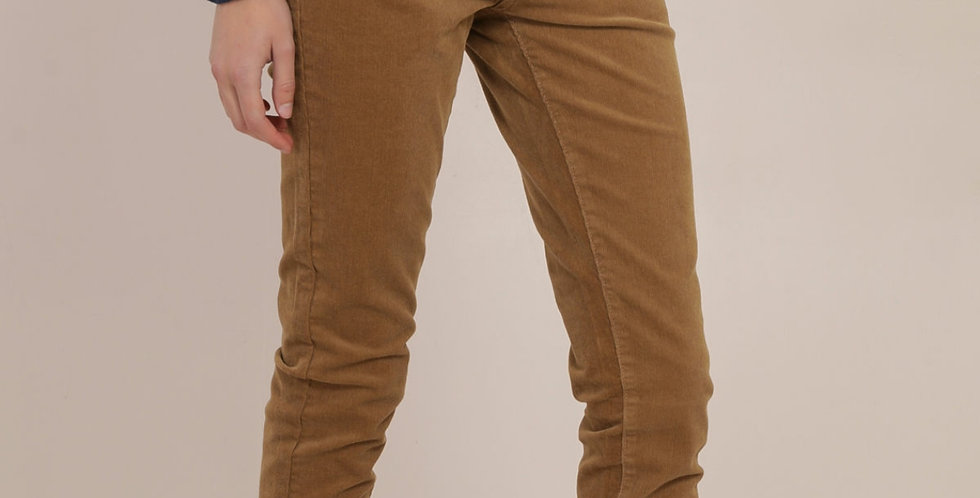 Faux Cord Trousers