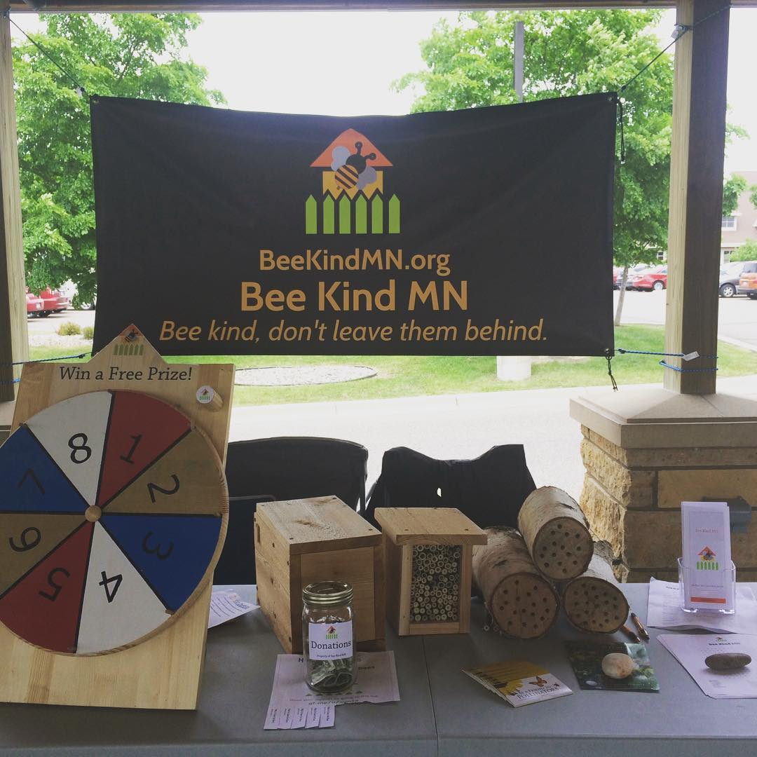 Bee Kind MN Table _ Landscape Revival EXPO 2017