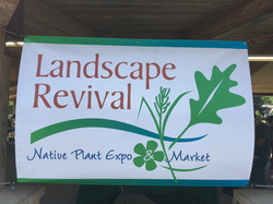 Landscape Revival Sign