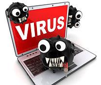 Nettoyage virus