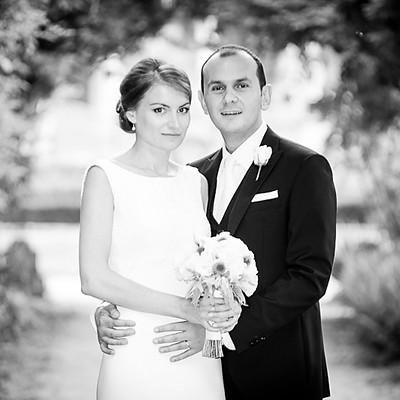 Clare & Fabio