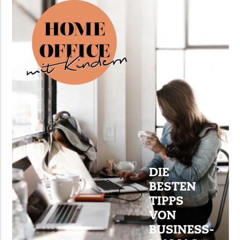 Homeoffice- die besten Tipps von Business Mamas