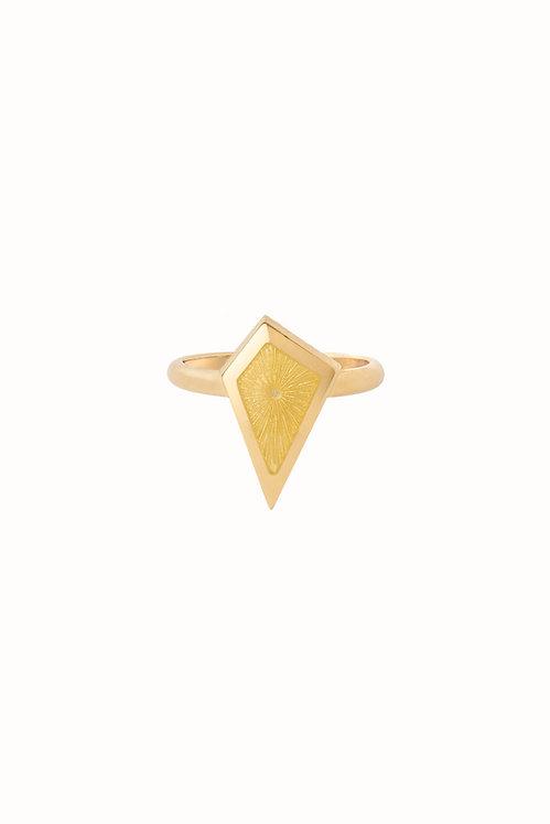 Edge Lemon Everyday Ring