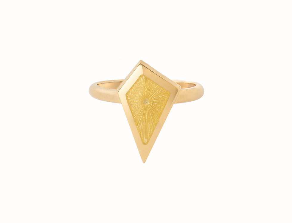 Edge Lemon Everyday Ring