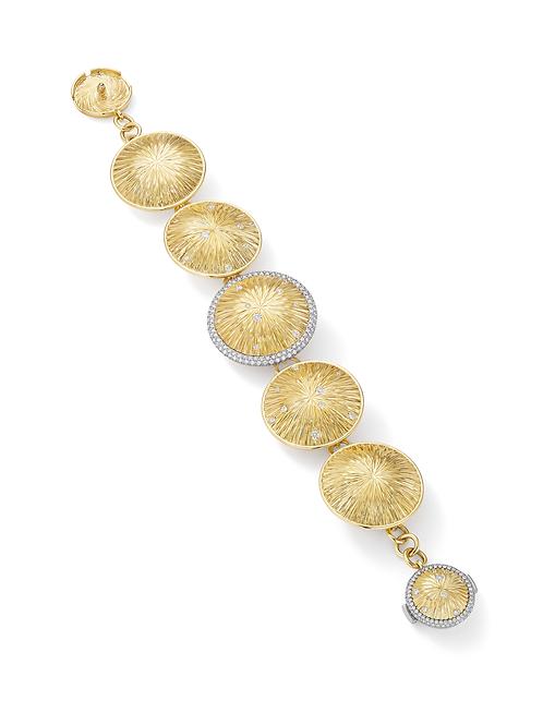 Constellation Diamond Bracelet