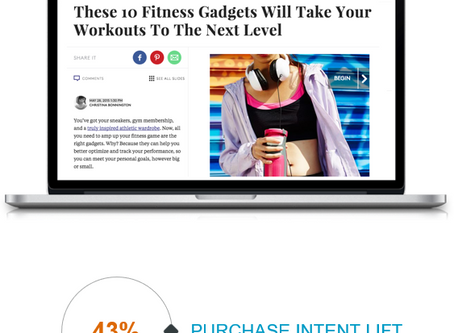 Case Study: Driving Purchase Intent With Relevant Pages, Sites, & People