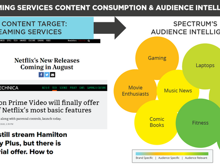 Streaming Services Content Consumption & Audience Intelligence